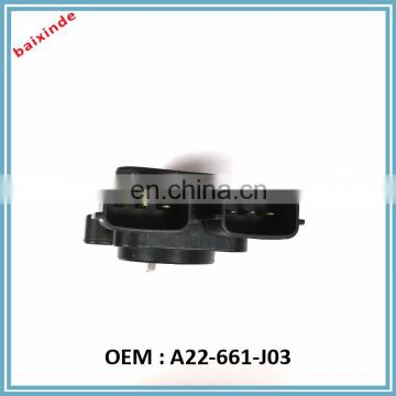For Nissans SKYLINE R33 SERIES 2 S2 RB25DET Throttle Position Sensor TPS GENUINE A22-661-J03