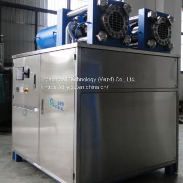 factory price for CO2 dry ice making machine