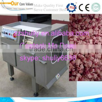 Automatic Dice Meat Cutting Machine Frozen Meat Dicing Machine for Sale