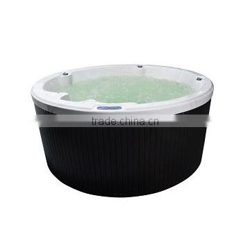 popular spa equipment for 4 people family massage bathtub on ground portable hot spa