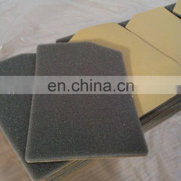 China factory directly sell entry glass doors, PU leather sponge foam Relax&Tone Massager Belt wholesale SM9068