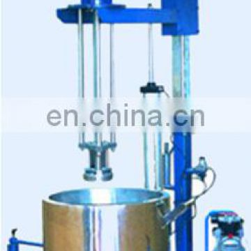 2015 Pneumatic perfume crimping machine bottle capping machine
