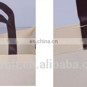 2014 newest non woven shopping bag
