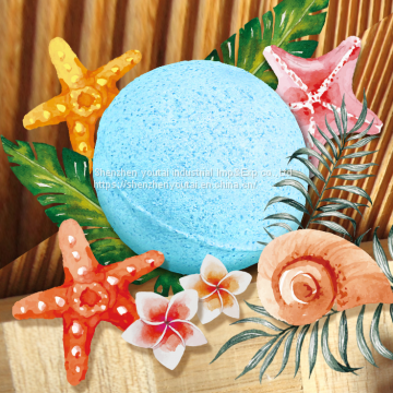 customized weight handmade fizzy bath bombs