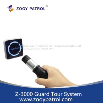 Z-3000 Cheap Price USB Guard Tour System