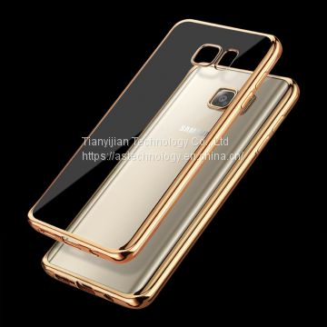 Ultra Thin Slim TPU Gel Skin Cover Case Pouch for Samsung Galaxy S7 S6 Edge PLUS