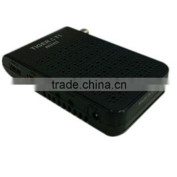 Tiger T1 MINI HD 1080p Digital Satellite Receiver with 8000