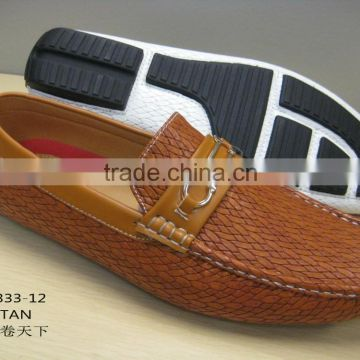 2015 Special design of men's shoes in PVC outsole from Guangdong Province-Vanz footwear Co.,LTD