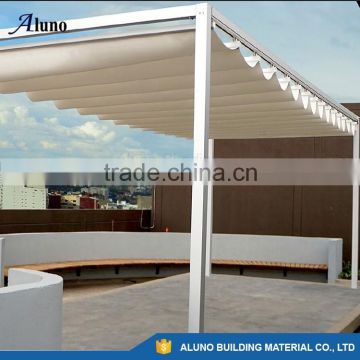 Motorized Pergola Awnings Sliding Awning System Of Aluminum Retractable Roof From China Suppliers 116567483