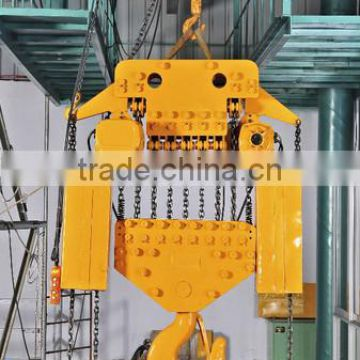 High Quality Fixed Type Electric Chain Hoist with Hook