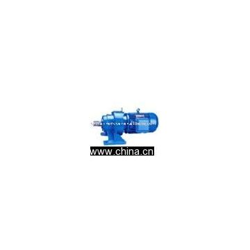 X Series Cycloidal Pinwheel Style Reducer