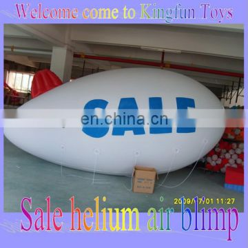 Sale inflatable air blimp in 2013