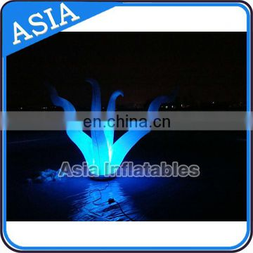 Stage led lighting inflatable star with factory price