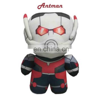 2017 New design Marvel Antman Super hero Plush Toy