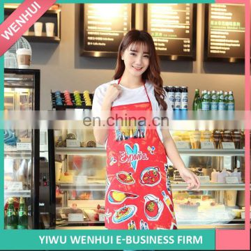 Factory Supply special design linen apron 2016