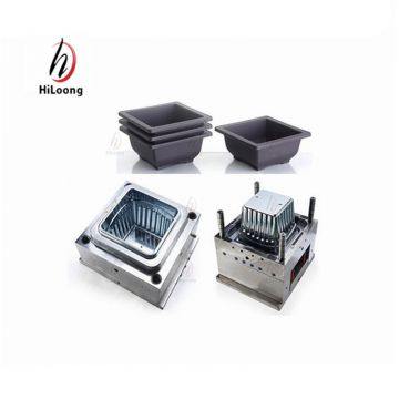 steel products injection molding flowerpots molds