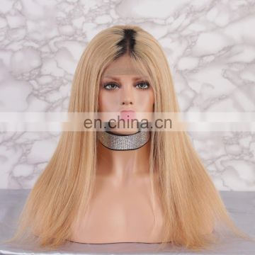 2018 hot sale aliexpress human hair peruvian full lace wig