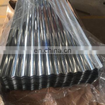 Factory Price For Steel Material Galvanized Metal Sheet