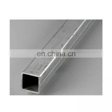 hot dipped galvanized ms steel square tube square steel pipe hollow section