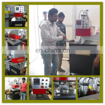PVC welding machine window and door machinery / Plastic profile welder machine