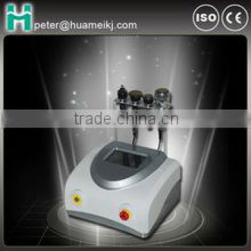 Home Use Vacuum Ultrasound Cavitation Ultrasonic Contour 3 In 1 Slimming  Device Machine 5 In 1 Cavitation Machine