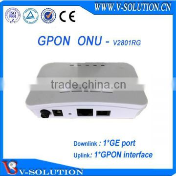 Low Cost 1GE GPON ONT FTTH Modem same function as Fiberhome