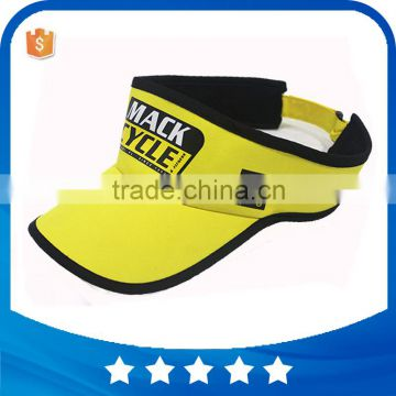 f09a20ad300 Cheap funny promotional printing logo outdoor sport sun visor caps ...