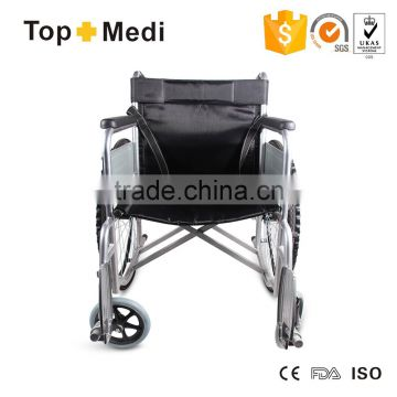 Manual Medical Care Wheel Chair for disabled people