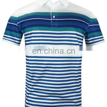 High performance quick dry wholesale golf shirts