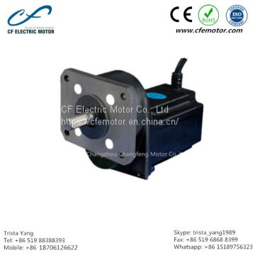 Speed reduce Hybrid stepper motor with gearbox