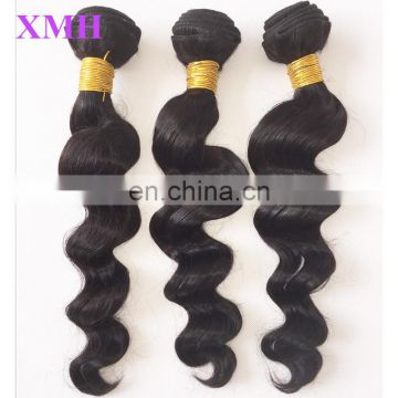 Peruvian virgin hair,full wholesale grade 8a virgin peruvian hair weave