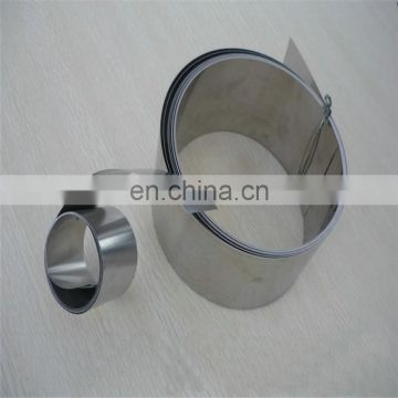 China Manufacturer stainless steel band Strip 2205 201