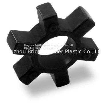 High Quality IATF16949 Custom 70 Shore A Rubber COUPLING INSERT