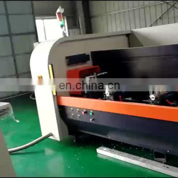 3 Axis CNC Milling-cutting-drilling aluminium wiondow an door Machine    Genman style  017
