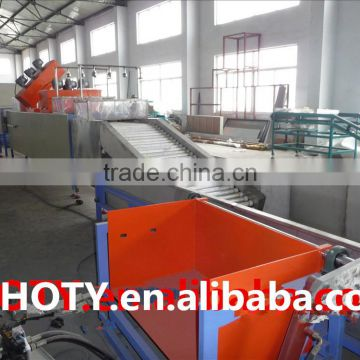 potato cleaning and sorting machine/citrus waxing machinery