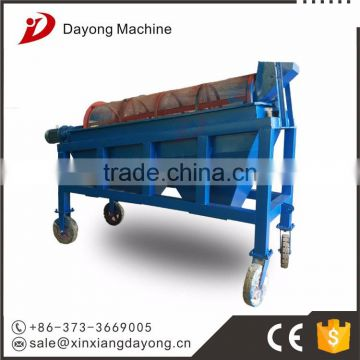 Large capacity and high efficiency discount trommel vibrating screen