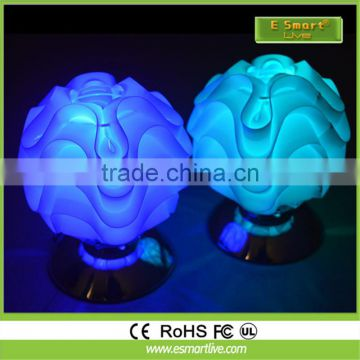 Decorative artificial flowers flower ball imported from china for weddings decoration