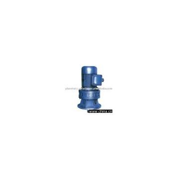 X series cycloidal pinwheel speed reducer