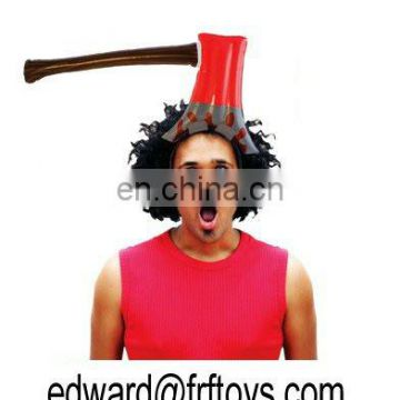 Inflatable halloween Axe Head