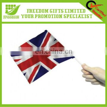 Hot Sale Polyester Hand Waving Flag