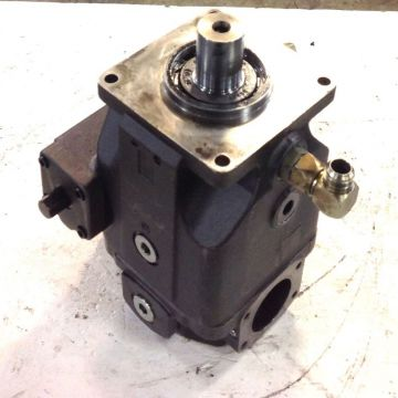 R902406145 Rexroth Ala10vo Hydraulic Pump 18cc Splined Shaft