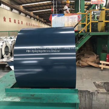 pre-painted galvanied steel coil/PPGI