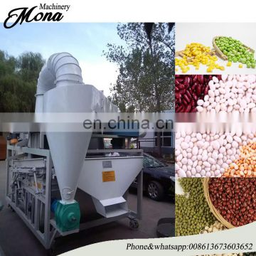 Seed cleaning machine/seed sorter