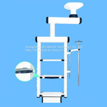 Hospital Operating Theatre Gases Supplying Equipment: Ceiling Medical Pendant System