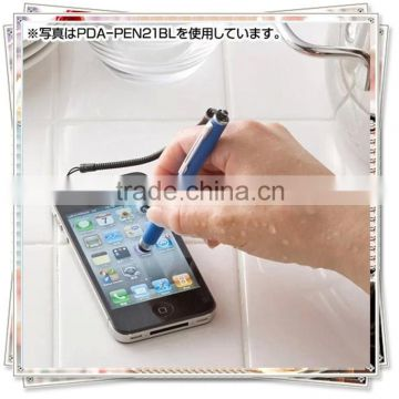 TTO-01 Multi function Stylus pen for Iphone /smartphone , Customize Stylus pen with pluggy and link