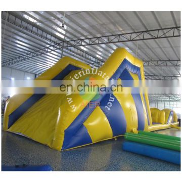 inflatable obstacle water game water ball zorb ball for kids 2016
