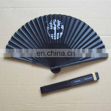 Factories in guangdong make promotional vintage hand fans