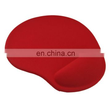 Fabric surface wrist rest mouse pads custom ergonomic