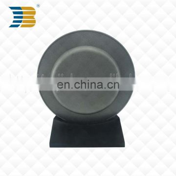 New custom barcelona souvenir zinc alloy plate