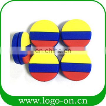 Wholesale Eco-Friendly Best Custom Logo Soft Pvc Tennis Dampener